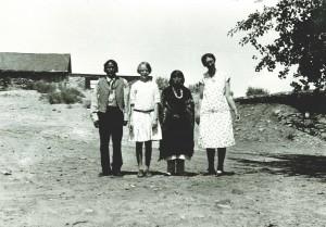 Martha, Wilfrid, and Ethel